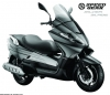 Скутер Speed Gear SilverBlade 250i (EFI)